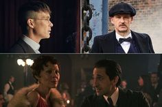 Meet the cast of Peaky Blinders series four