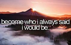 My dream<3