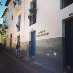 Quito centro 2014