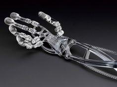 The future of 3D printing #3dPrintedRobotics