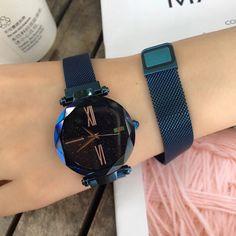 Luxury Women Star Watch Fashion Ladies Quartz Bracelet Wristwatches Steel Mesh Band Shining Dial Female Relogios Feminino Clock  Price: 585.81 & FREE Shipping  #fashion|#sport|#tech|#lifestyle