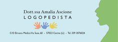 Logopedista Dott.ssa Amalia Ascione