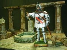 Knights and castles - the days of chivalry! And you can create your very own tale of chivalry with these free printable models. There are free...