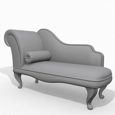 Exquisite Modern Chaise Lounge #37097