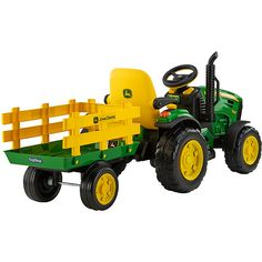 $269.00  John Deere Ground Force Ride-On Tractor for