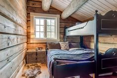 Cozy Cabin, My Dream Home, Bunk Beds, Future House, Guest Room, Cosy, Beach House, Cottage, Bedroom