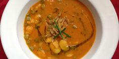 #Receta Sopa de habas y nopales - Animal Gourmet