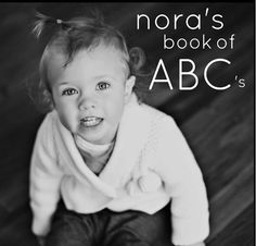 Click to preview Nora's Book of ABC's photo book