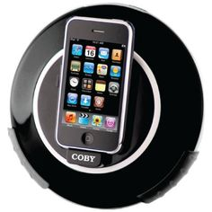 """- Speaker dock that charges & plays your iPod/iPhone - Rotates 90°, 2.75"""" Speaker - AC Adapter & Aux Cable Included - Audio Input: Universal Dock for iPod®, iPhone®, 3.5mm Stereo Audio - Audio Output: Integrated Stereo Speakers - Additional Functions: Compatible with iPhone® 3GS, iPhone® 3, iPhone® , iPod® Touch(1-4 Generation), ipod® Classic, iPod® Nano(1-5 Generation), iPod® with video"""