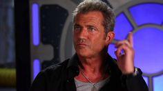 "Mel Gibson on ""Machete Kills"" & ""The Expendables 3"""