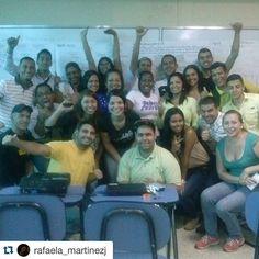 #Aragua Así son nuestras aulas, nuestros participantes! #MomentoCEUJAP #Repost @rafaela_martinezj with @repostapp. ・・・ Excelente trabajo de los participantes de Diplomado de Ingenieria de Procesos de Maracay. #Gestionpprproceso @ceujap