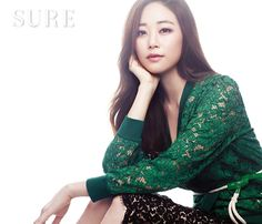 Kim Hyo Jin Sure Korea Magazine September Issue '13