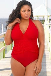 "plus size swimwear   ""if you follow my Curvy Girl's Spring/Summer Closet, make sure to follow my Curvy Girl's Fall/Winter Closet.""   http://pinterest.com/blessedmommyd/curvy-girls-fallwinter-closet/"