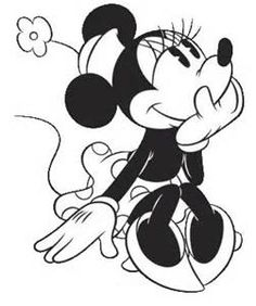 vintage minnie mouse clipart - Bing Images