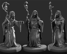 Witch by PedroToledo         My first post here. I started this model just as a ShadowBox test after I got ZB4. Because I liked the initial result I decided to give her some more time for a finished piece. I  would still like to do some tweaking, but I feel like moving on to another project. Source: CGHUB