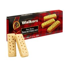 Pretty good Copycat Recipe of Walkers Shortbread Cookies