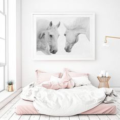 horse print Horse Art Horse Printable Black and White by isLEMPI - Room ideas - Pferde Horse Themed Bedrooms, Bedroom Themes, Girls Bedroom, Horse Bedrooms, Horse Bedroom Decor, Bedroom Ideas, My New Room, My Room, Room Art