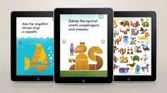 Wee Alphas Find Your Special Letter App