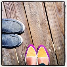 #MyShoeBreak with the Mr