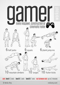 exercise gamer - Szukaj w Google