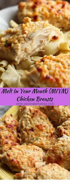 Melt In Your Mouth (MIYM) Chicken Breasts #Main Course#Chicken