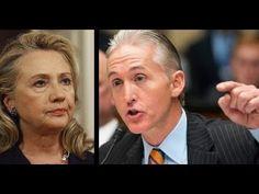 Trey Gowdy , Hillary Clinton - Donald Trump , Judge Jeanine Pirro , FBI ...
