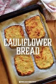 Gluten Free Cauliflower Bread Recipe In 2020 Cauliflower Bread