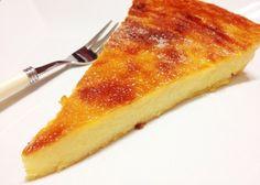 Migliaccio con crema gialla http://www.lovecooking.it/dolci/migliaccio-con-crema-gialla/