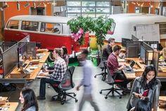_increíbles interiores de 6 agencias de publicidad.  *Pretio oficina