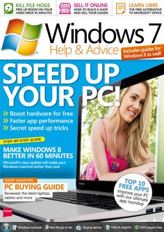 Discover how to give your sluggish computer a new lease of life.