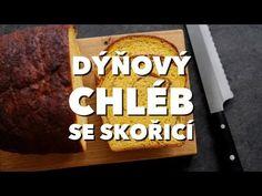 Dýňový toastový chléb se skořicovou spirálou - Maškrtnica Toast