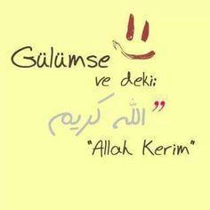 ALLAH KERİM..