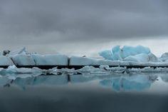 Jökulsarlon Gletscherlagune in Island