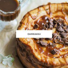 DAIMKAKKU Thai Pineapple Fried Rice, Oreo, Caramel, Vegan, Baking, Desserts, Food, Cakes, Kite
