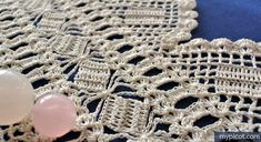 MyPicot is always looking for excellence and intends to be the most authentic, creative, and innovative advanced crochet laboratory in the world. Crochet Stitches, Crochet Patterns, Crochet Projects, Crochet Tutorials, Lace Doilies, Stitch Design, Free Crochet, Lace Trim, Knitting