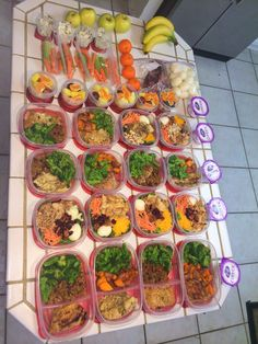 Meal Prep overload...