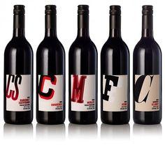 Lettering Time: 100 Etiquetas de Vino con mucho gusto tipográfico | by @LetteringTime