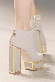 Shoes at Felder Felder Fall 2012