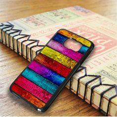 Wood Full Colour Samsung Galaxy S6 Edge Plus Case