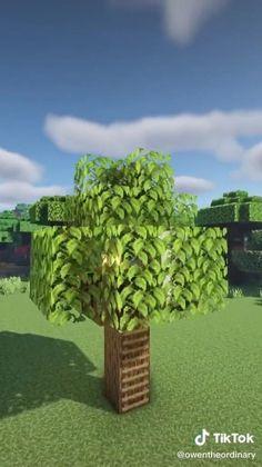 Minecraft Tree, Minecraft Farm, Minecraft Mansion, Minecraft Cottage, Easy Minecraft Houses, Minecraft House Tutorials, Minecraft Modern, Minecraft Plans, Minecraft House Designs