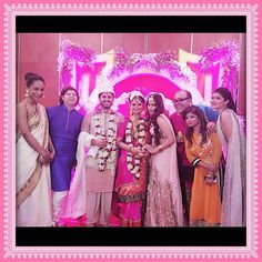 Wishing Dimpy & Rohit a very happy & prosperous married life!!