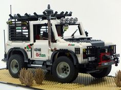 WRC Landrover by Yang Nam.