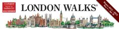 London Walks--guided walking tours of various parts of London, happening daily