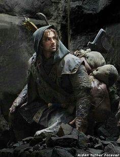 Kili, dwarf, The Hobbit, Tolkien Legolas, Thranduil, Fili Et Kili, Kili And Tauriel, The Hobbit Movies, O Hobbit, Hobbit Feet, Lotr, Aidan Turner Kili