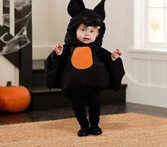 It's never too early to start planning your unborn baby's Halloween costume.