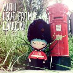 Who would you send a hand-written letter to?  Lilibet. Limited Edition 500 pieces.  www.lovemomiji.com  #LOVELONDON