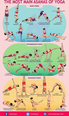 Did you know just 15 minutes of Yoga Practice a day can change your body chemistry & improve your mood completely? If you are a workout freak, yoga won't be your ultimate choice as it does not involve optimal or immense workout sessions. Yoga is not. Yoga Bewegungen, Vinyasa Yoga, Yoga Nidra, Bikram Yoga Poses, Vinyasa Flow Sequence, Yoga Beginners, Beginner Yoga, Yoga Sequence For Beginners, Yoga Training Videos