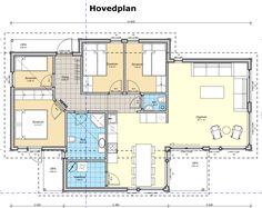Lindesnes » Eikås Hytter & Hus Floor Plans, Floor Plan Drawing, House Floor Plans