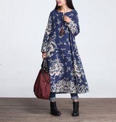Plus Size Women Shirt Dress from Fashion Lady by DaWanda.com
