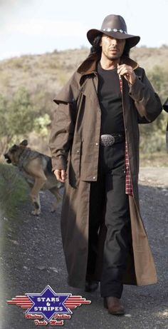 S&S Trail Duster Coat